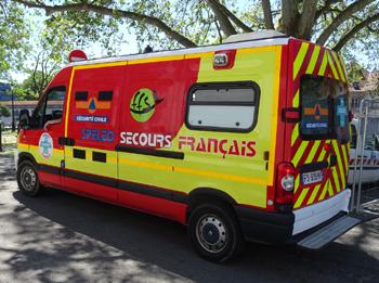 <h2>Véhicule de secours spéléo - Haut-Rhin (68)</h2>