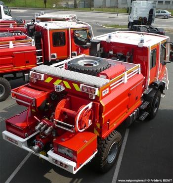 <h2>Camion-citerne pour feux de forêts - Vendée (85)</h2>