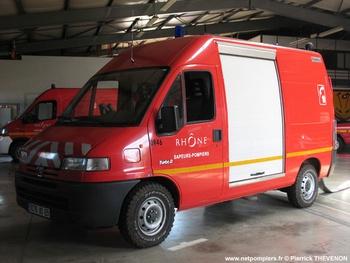 <h2>Dévidoir automobile - Saint-Martin-en-Haut - Rhône (69)</h2>