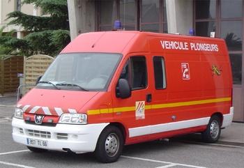 <h2>Véhicule de secours nautique - Perpignan - Pyrénées-Orientales (66)</h2>