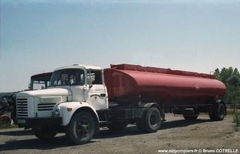 Véhicule tracteur, Sapeurs-pompiers, Bouches-du-Rhône (13)