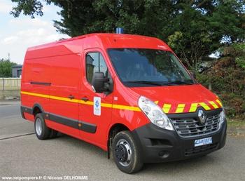 Véhicule de logistique, Sapeurs-pompiers, Marne (51)
