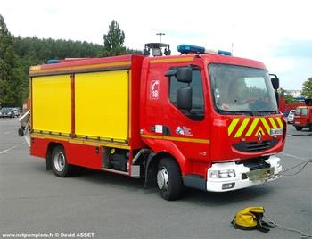 <h2>Véhicule de secours routier - Houdain - Pas-de-Calais (62)</h2>