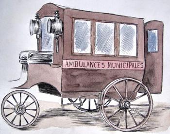 <h2>Ambulance - Paris - Paris (75)</h2>