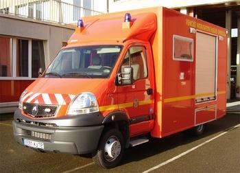 <h2>Véhicule pour interventions à risques technologiques - Le Mans - Sarthe (72)</h2>