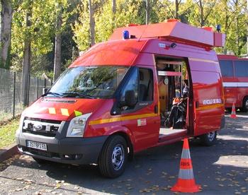 <h2>Véhicule de protection et de sécurité - Compiègne - Oise (60)</h2>