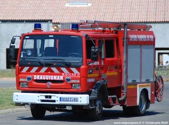 <h2>Fourgon-pompe tonne - Draguignan - Var (83)</h2>