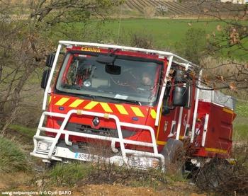 <h2>Camion-citerne pour feux de forêts - Malagas - Hérault (34)</h2>