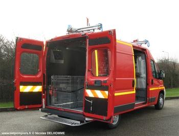 Véhicule pour interventions diverses, Sapeurs-pompiers, Territoire-de-Belfort