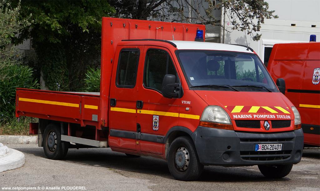 <h2>Véhicule de transport - Toulon - Var (83)</h2>