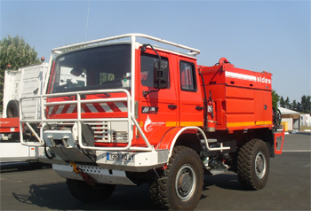 <h2>Camion-citerne pour feux de forêts - Blois - Loir-et-Cher (41)</h2>