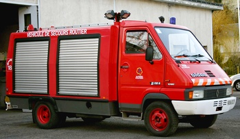 <h2>Véhicule de secours routier - Langeais - Indre-et-Loire (37)</h2>