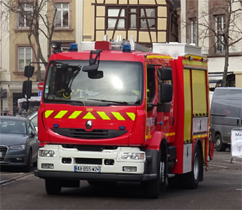 <h2>Fourgon-pompe tonne secours routier - Colmar - Haut-Rhin (68)</h2>