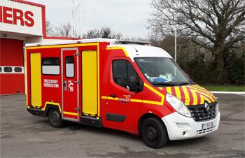 <h2>Véhicule de secours et d'assistance aux victimes - La Bernerie-en-Retz - Loire-Atlantique (44)</h2>
