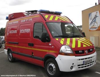 <h2>Véhicule de secours routier - Voves - Eure-et-Loir (28)</h2>