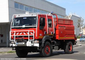 <h2>Camion-citerne pour feux de forêts - Montreuil - Pas-de-Calais (62)</h2>