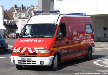 <h2>Véhicule de soutien sanitaire - Pas-de-Calais (62)</h2>