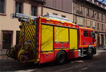 <h2>Fourgon-pompe tonne secours routier - Mulhouse - Haut-Rhin (68)</h2>