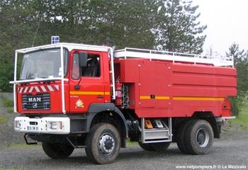 <h2>Camion-citerne pour feux de forêts - Carmaux - Tarn (81)</h2>