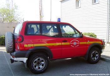Véhicule de liaison, Sapeurs-pompiers, Bouches-du-Rhône (13)
