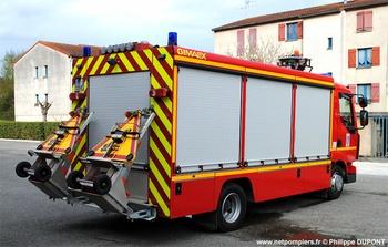 <h2>Véhicule de secours routier - Auch - Gers (32)</h2>