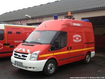 <h2>Véhicule de secours routier - Varzy - Nièvre (58)</h2>