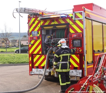 <h2>Fourgon-pompe tonne secours routier - Molsheim - Bas-Rhin (67)</h2>