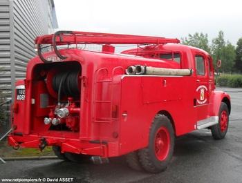 <h2>Fourgon-pompe tonne - Tarbes - Hautes-Pyrénées (65)</h2>