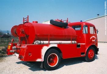 Camion-citerne d'incendie, Sapeurs-pompiers, Creuse (23)