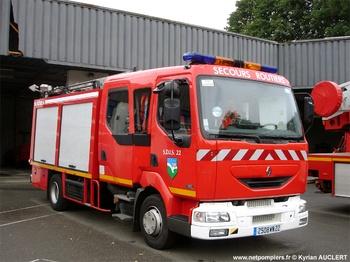 <h2>Véhicule de secours routier - Lannion - Côtes-d'Armor (22)</h2>