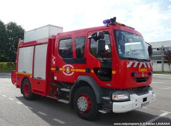 <h2>Fourgon-pompe tonne - Brest - Finistère (29)</h2>