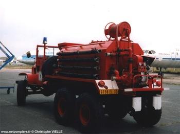 <h2>Camion-citerne pour feux de forêts - Gironde (33)</h2>