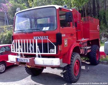 <h2>Camion-citerne pour feux de forêts - Ceilhes-et-Rocozels - Hérault (34)</h2>
