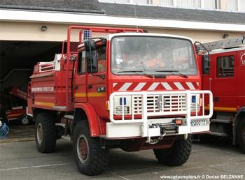 <h2>Camion-citerne pour feux de forêts - Brou - Eure-et-Loir (28)</h2>