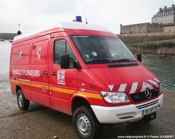 <h2>Véhicule de secours nautique - Saint-Malo - Ille-et-Vilaine (35)</h2>