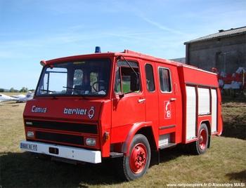<h2>Fourgon-pompe tonne - Charente-Maritime (17)</h2>