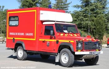 Véhicule de secours et d'assistance aux victimes, Armée de terre, Var