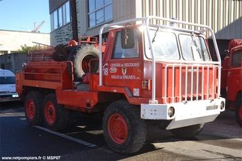 <h2>Camion-citerne pour feux de forêts - Tauves - Puy-de-Dôme (63)</h2>