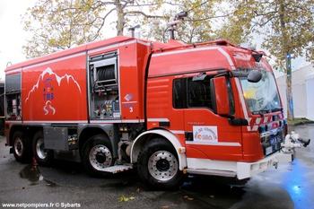 <h2>Véhicule de secours en tunnel - Haute-Savoie (74)</h2>