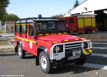 Véhicule de liaison, Sapeurs-pompiers, Charente-Maritime (17)
