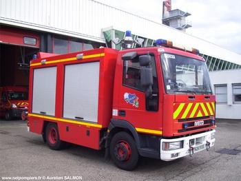 Véhicule de secours routier, Sapeurs-pompiers, Allier