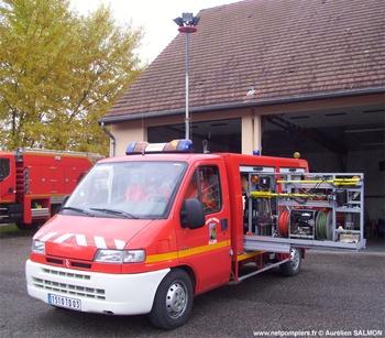 <h2>Véhicule de secours routier - Le Donjon - Allier (03)</h2>
