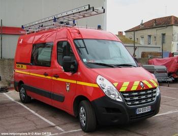 Véhicule pour interventions diverses, Sapeurs-pompiers, Hérault (34)