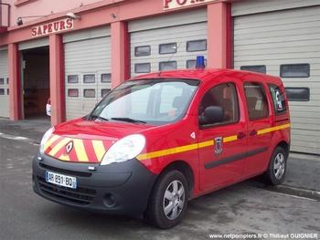 Véhicule de liaison, Sapeurs-pompiers, Doubs (25)