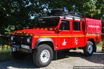Véhicule de sauvetage déblaiement, Sapeurs-pompiers de Paris,