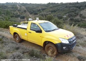 <h2>Camion-citerne pour feux de forêts léger - Portel-des-Corbières - Aude (11)</h2>