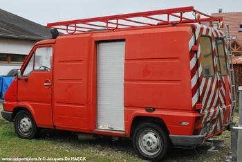 Véhicule pour interventions diverses, Sapeurs-pompiers, Bas-Rhin (67)