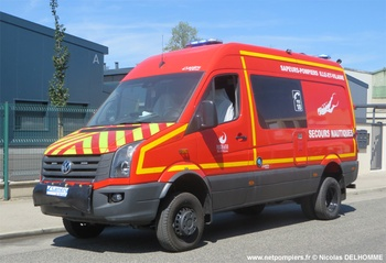 <h2>Véhicule de secours nautique - Ille-et-Vilaine (35)</h2>
