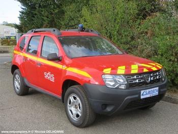 Véhicule de liaison, Sapeurs-pompiers, Loire (42)