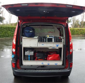 Véhicule léger infirmier, Sapeurs-pompiers, Charente-Maritime (17)